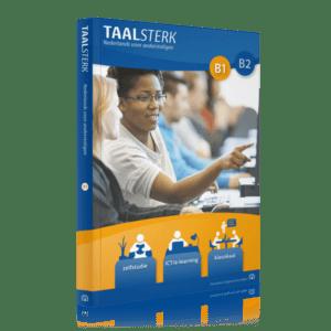 Omslag boek TaalSterk B1