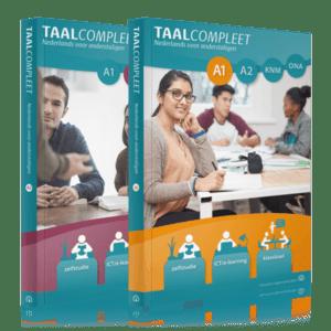 Omslag TaalCompleet A1 en A2