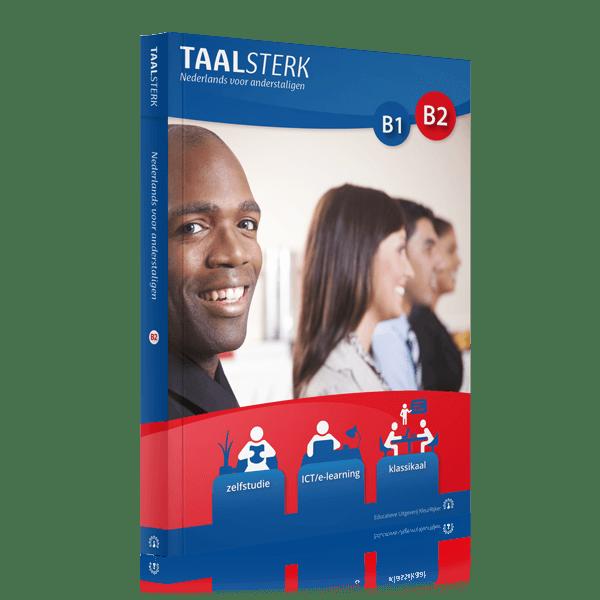 Omslag boek TaalSterk B2