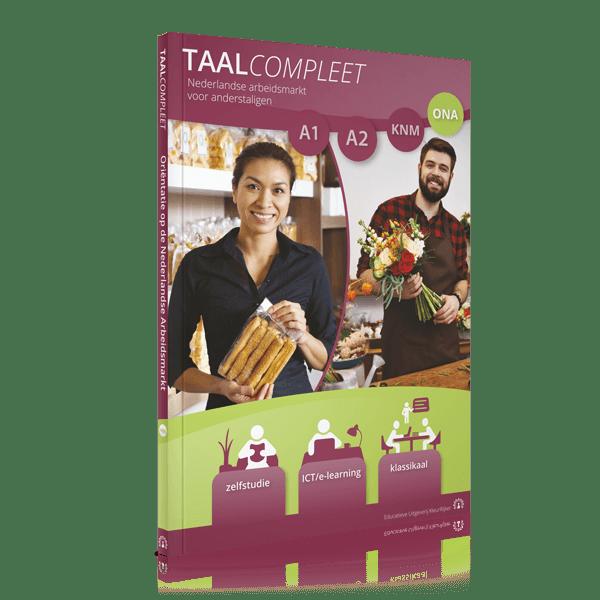 Omslag boek TaalCompleet ONA